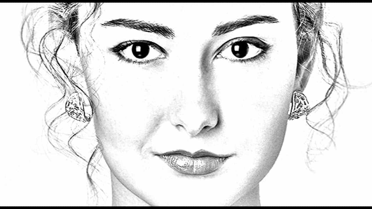 Aplikasi Edit Foto Lukisan Pensil