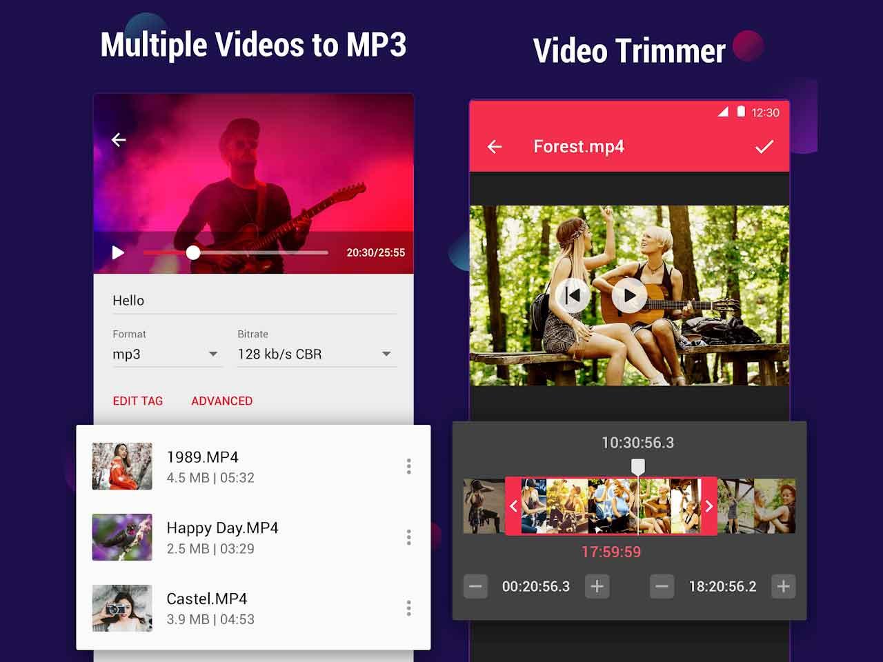Inshot Video to MP3 Converter