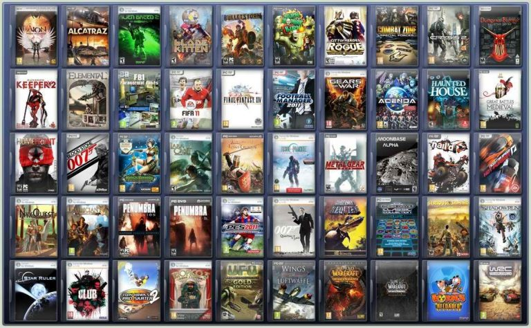 Game-Offline-PC