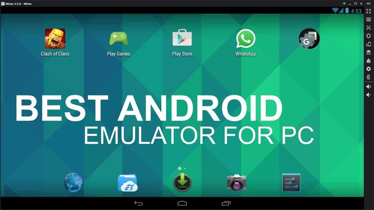 Emulator-Android-Ringan