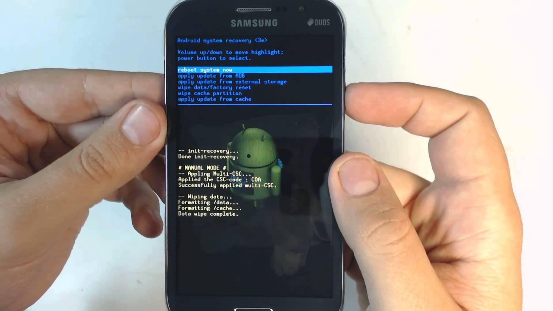Apa Kode Reset Ini Berlaku untuk Semua Ponsel Samsung Selain Android