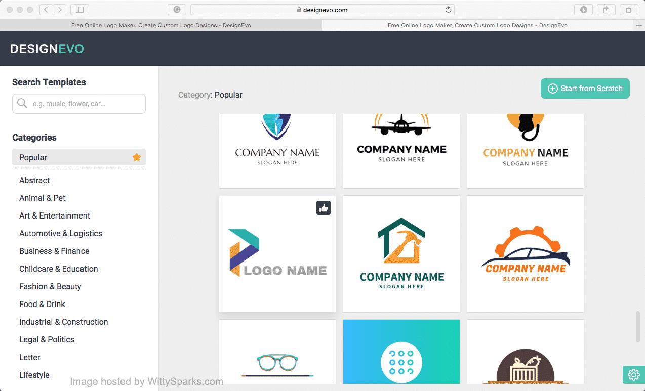 Design-Evo-Logo-Maker