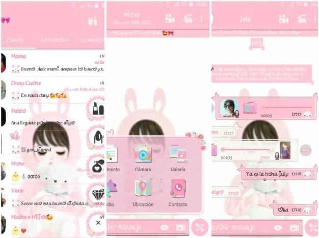 Fouad-WhatsApp-Pink-Edition