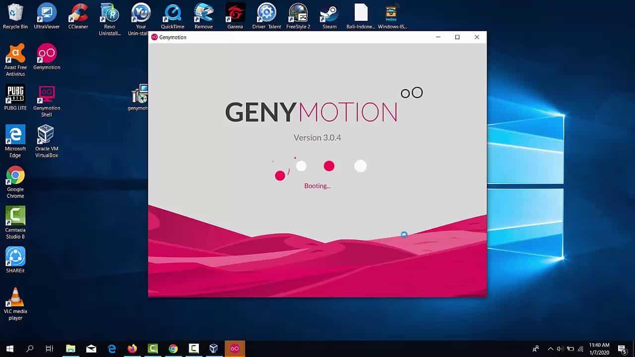 Geny-Motion