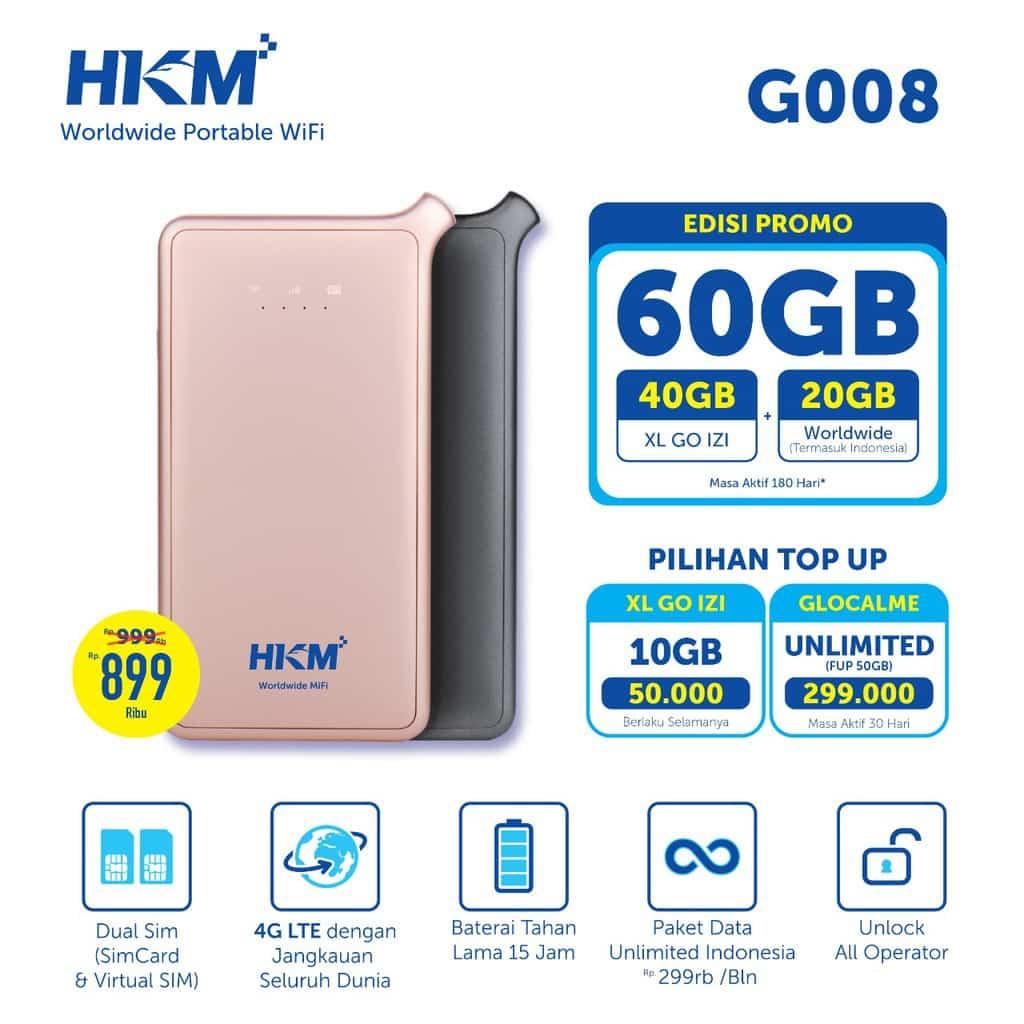 HKM-G008