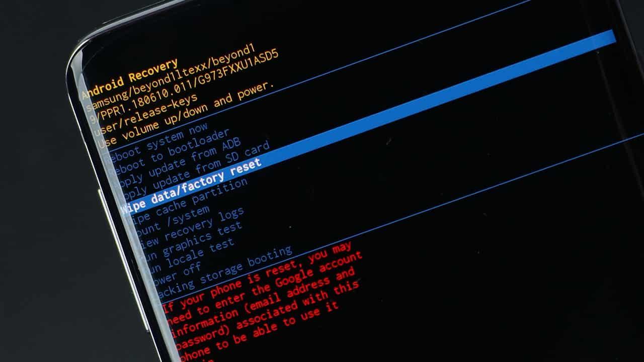 Hal yang Harus Dilakukan Sebelum Menggunakan Kode Reset Samsung
