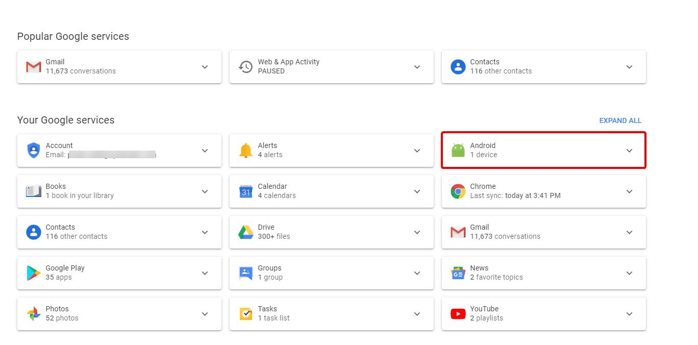 Jika-sudah-berhasil-login-ke-Google-Dashboard-cari-lalu-tap-pada-ikon-Android