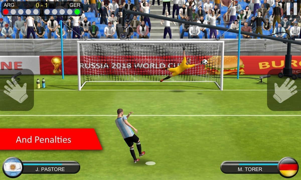 Mobile-Kick