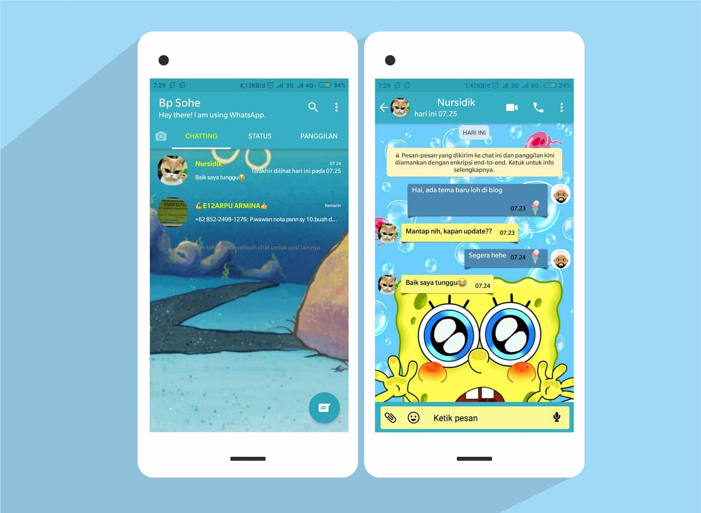 Tema-Spongebob