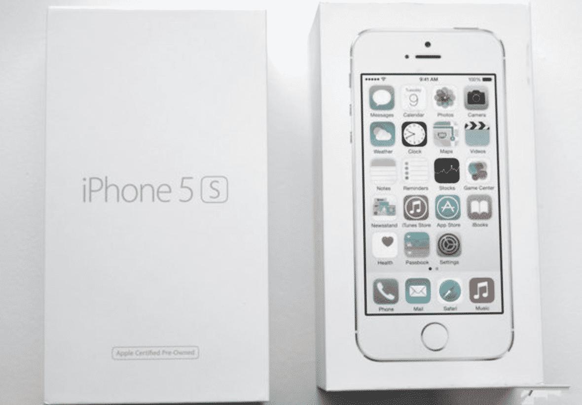 iPhone-Refurbish
