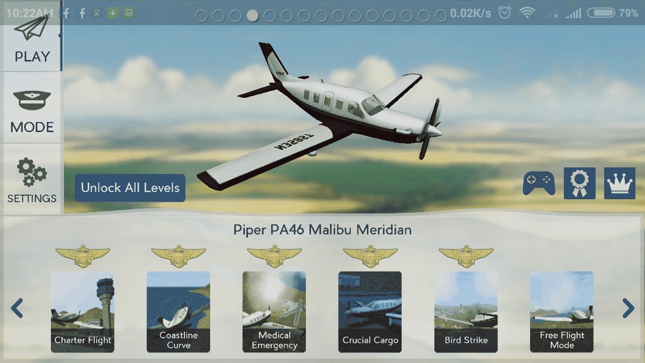 Avion-Flight-Simulator