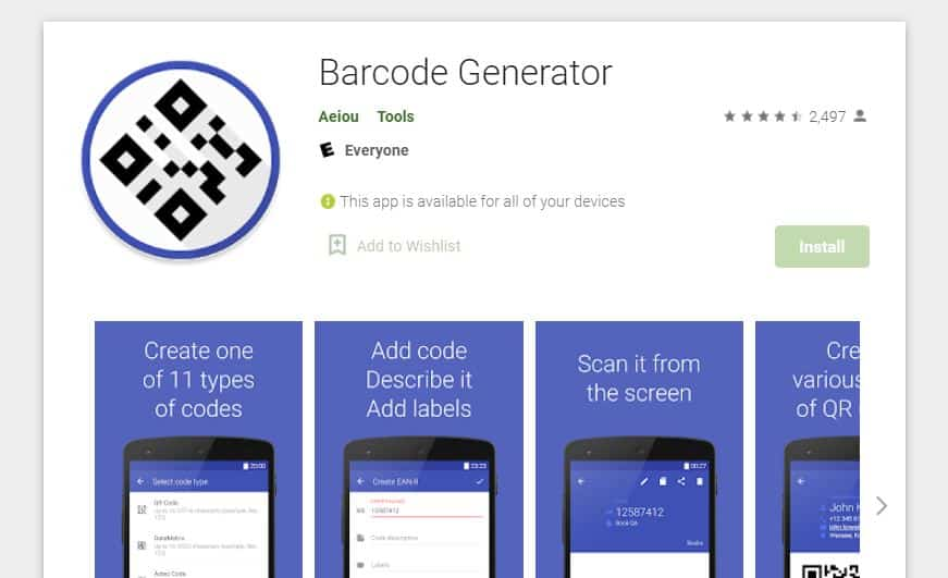 Barcode-Generator