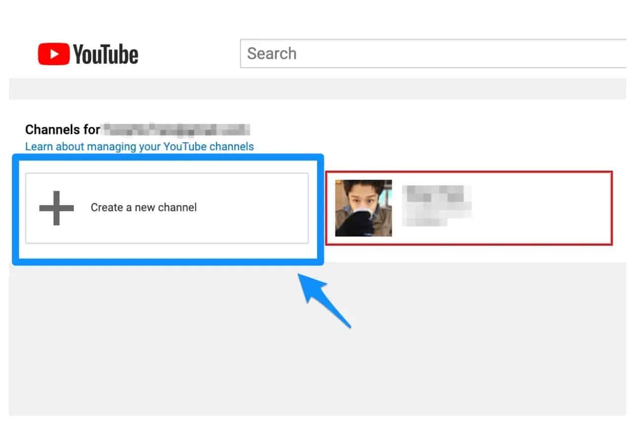 Bukalah-Tab-Accounts-yang-terdapat-di-sidebar-sebelah-kiri-kemudian-cari-pilihan-Create-a-new-channel
