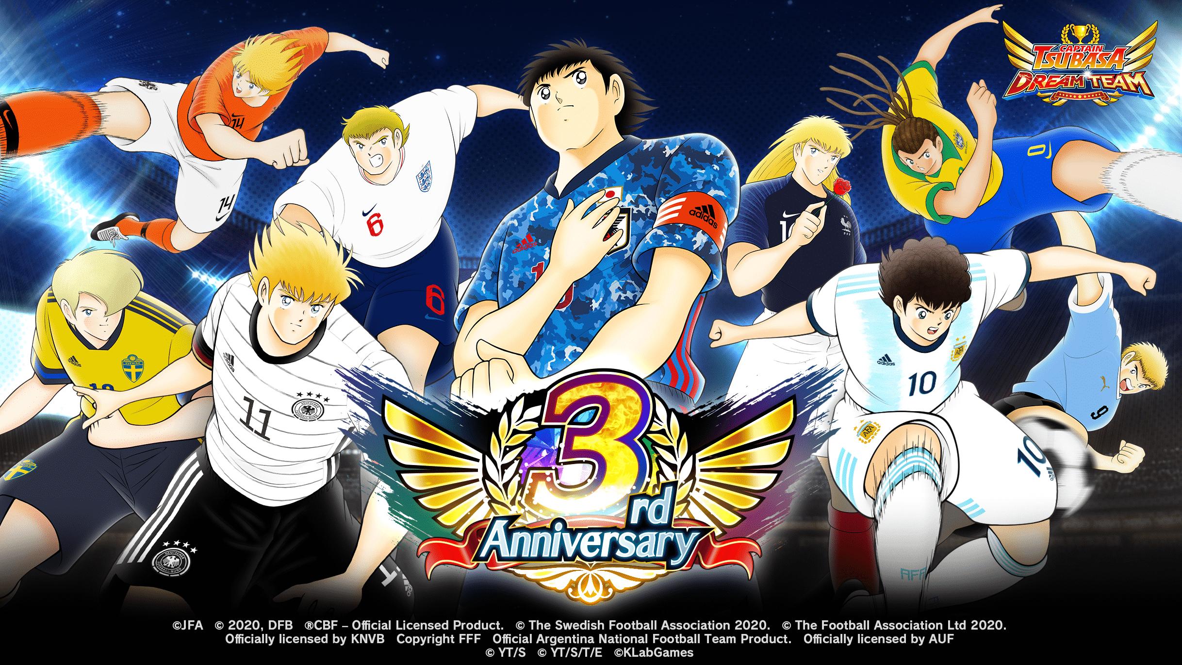 Captain-Tsubasa-Dream-Team