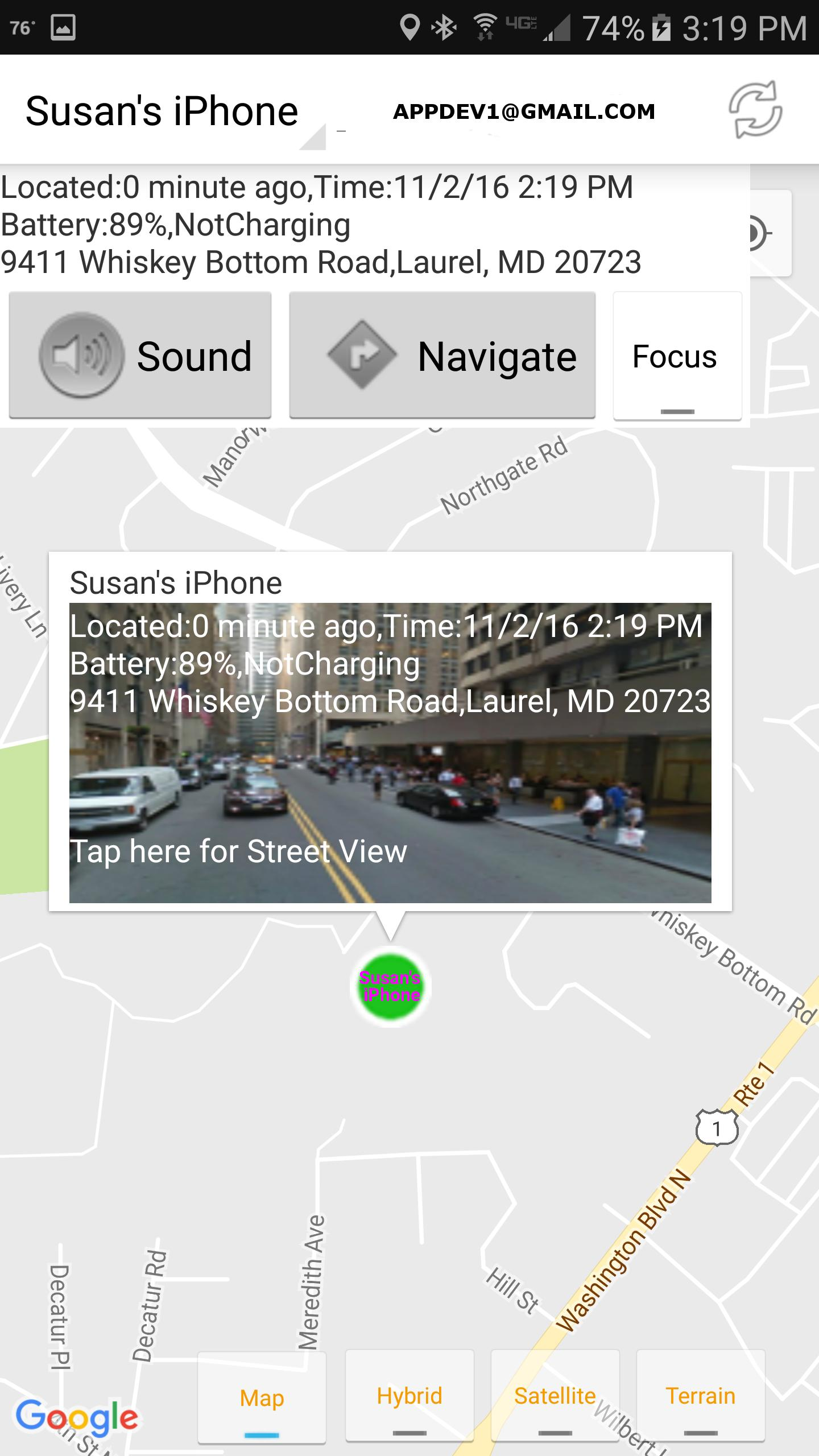 Find-iPhone-Android-Devices-xfi-Locator-Lite