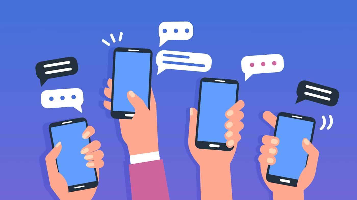 Menelpon-SMS-Orang-Lain