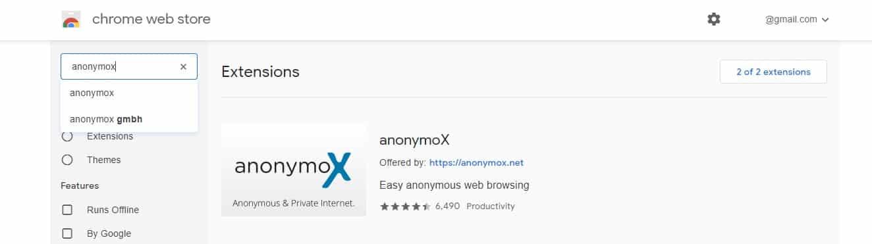 Pada-kolom-Search-ketik-anonymox-dan-tekan-Enter