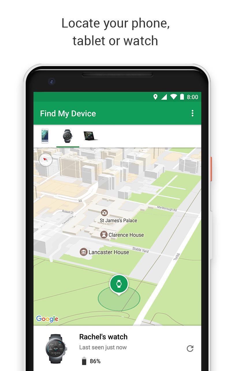 Pada-menu-Find-your-Phone-pilihlah-opsi-Locate-yang-akan-mengalihkan-ke-fitur-Find-My-Device