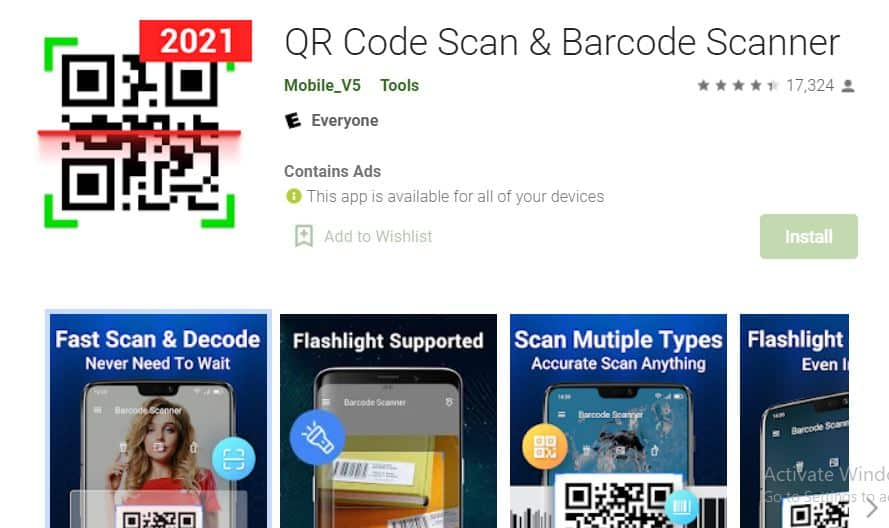 QR-Code-Scan-Barcode-Scanner
