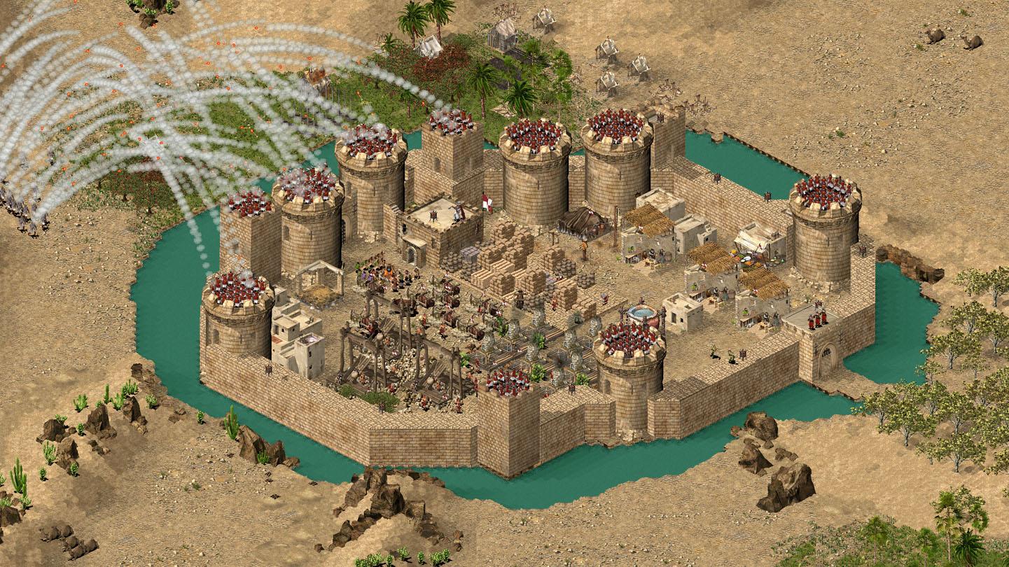 Stronghold-Crussader