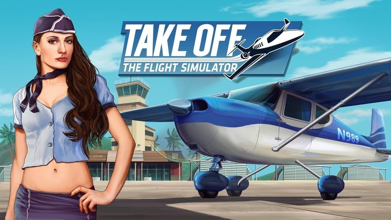 Take-Off-Flight-Simulator
