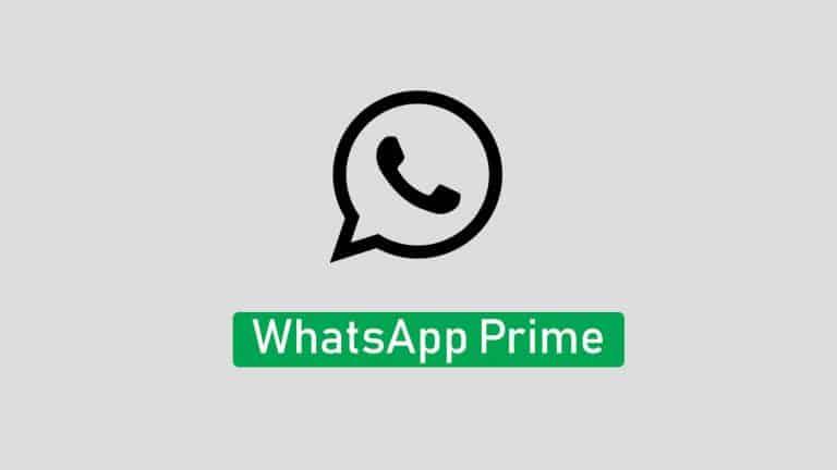 WhatsApp-Prime