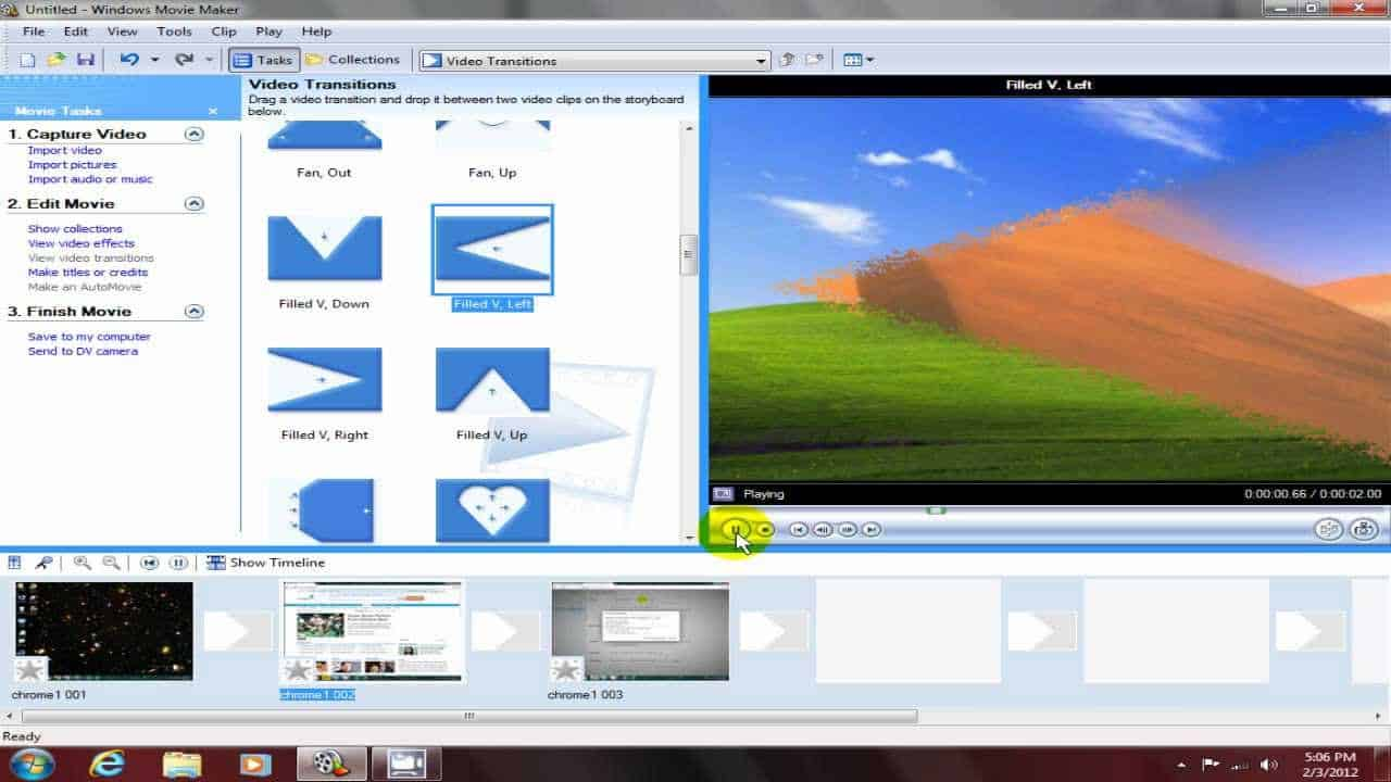Windows-Video-Movie-Maker