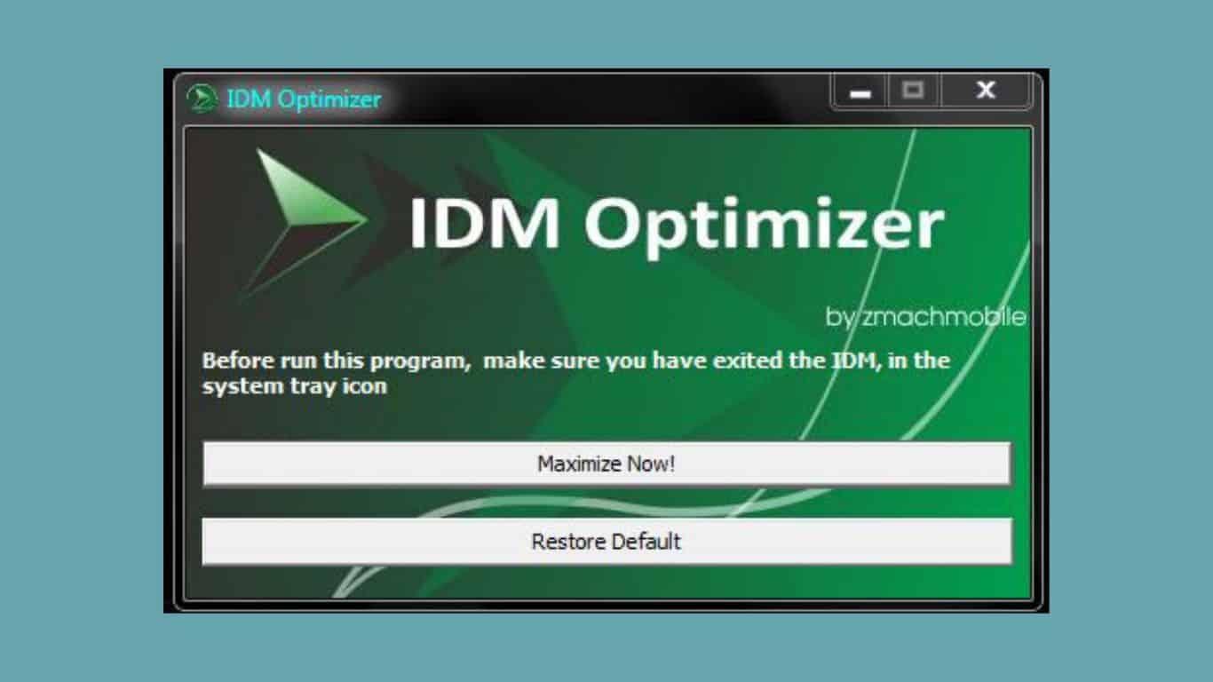 Apabila-sudah-mendownload-maka-Anda-dapat-membukanya-dan-klik-bagian-optimize-IDM-agar-dapat-mengoptimalkan-kinerja-dari-IDM