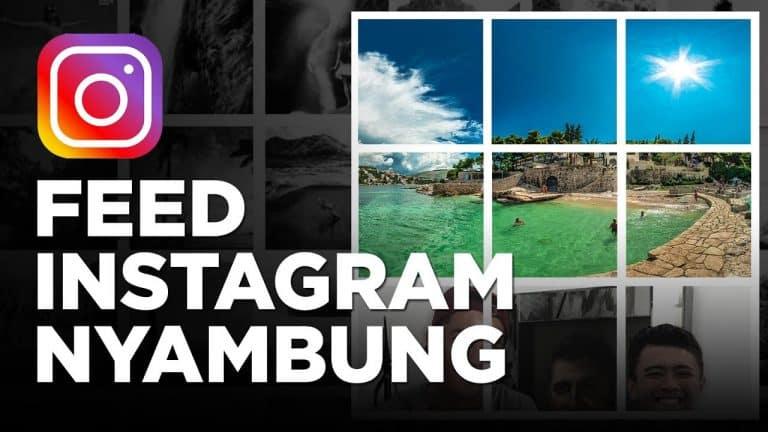 Cara-Membuat-Feed-Instagram-Nyambung