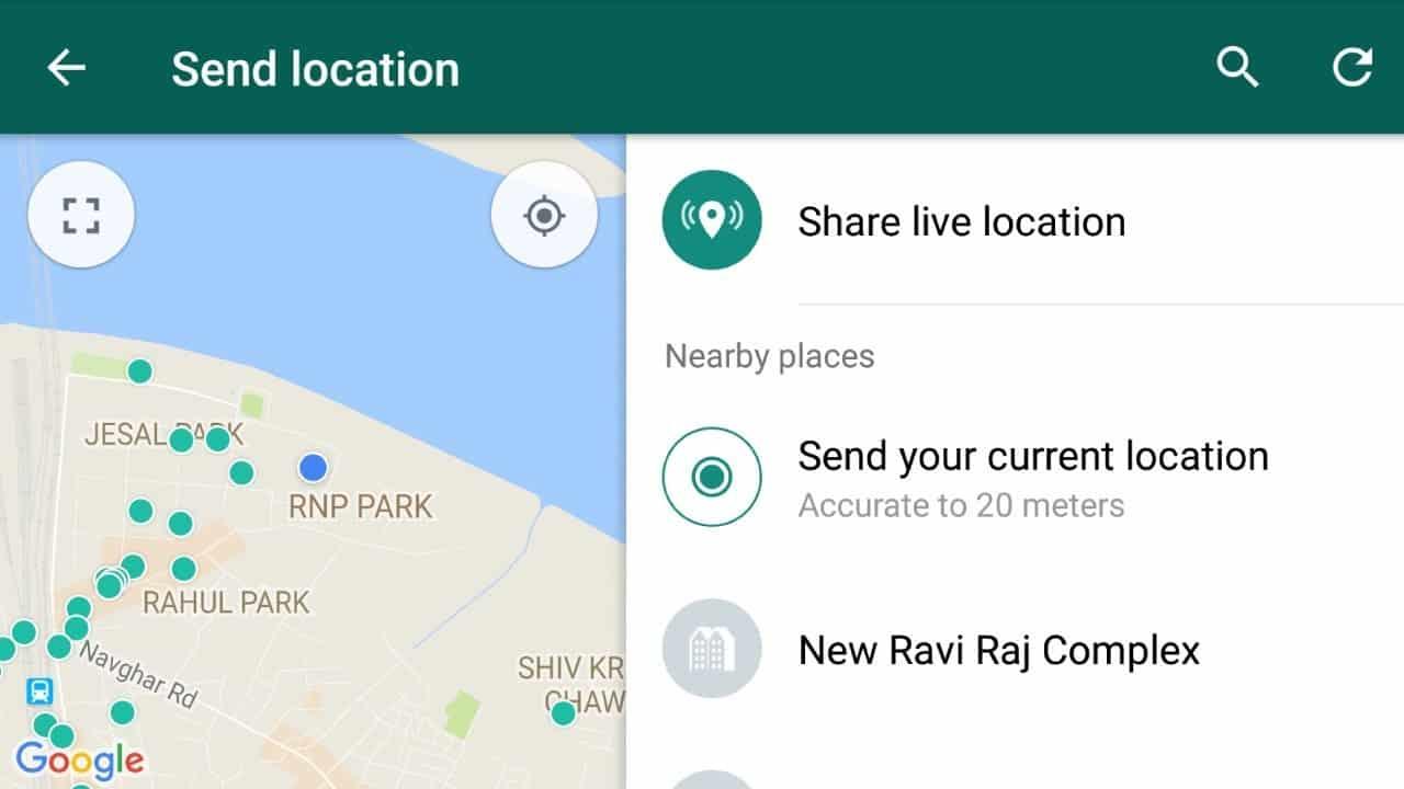 Fitur-Share-Live-Location