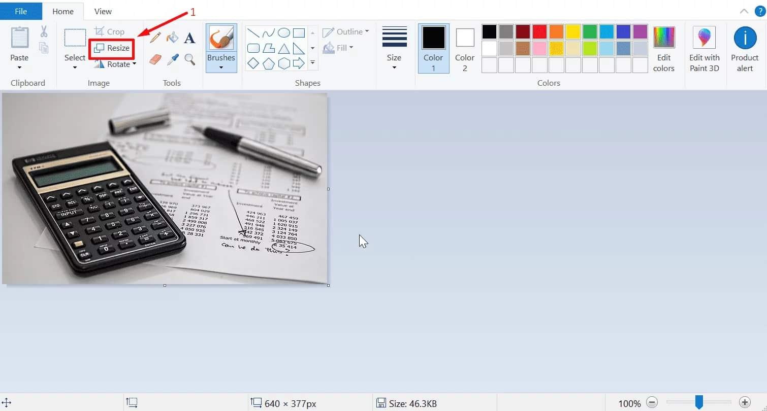 Jika-gambar-sudah-masuk-ke-dalam-aplikasi-klik-pada-tool-Resize-yang-ada-di-toolbar-bagian-atas