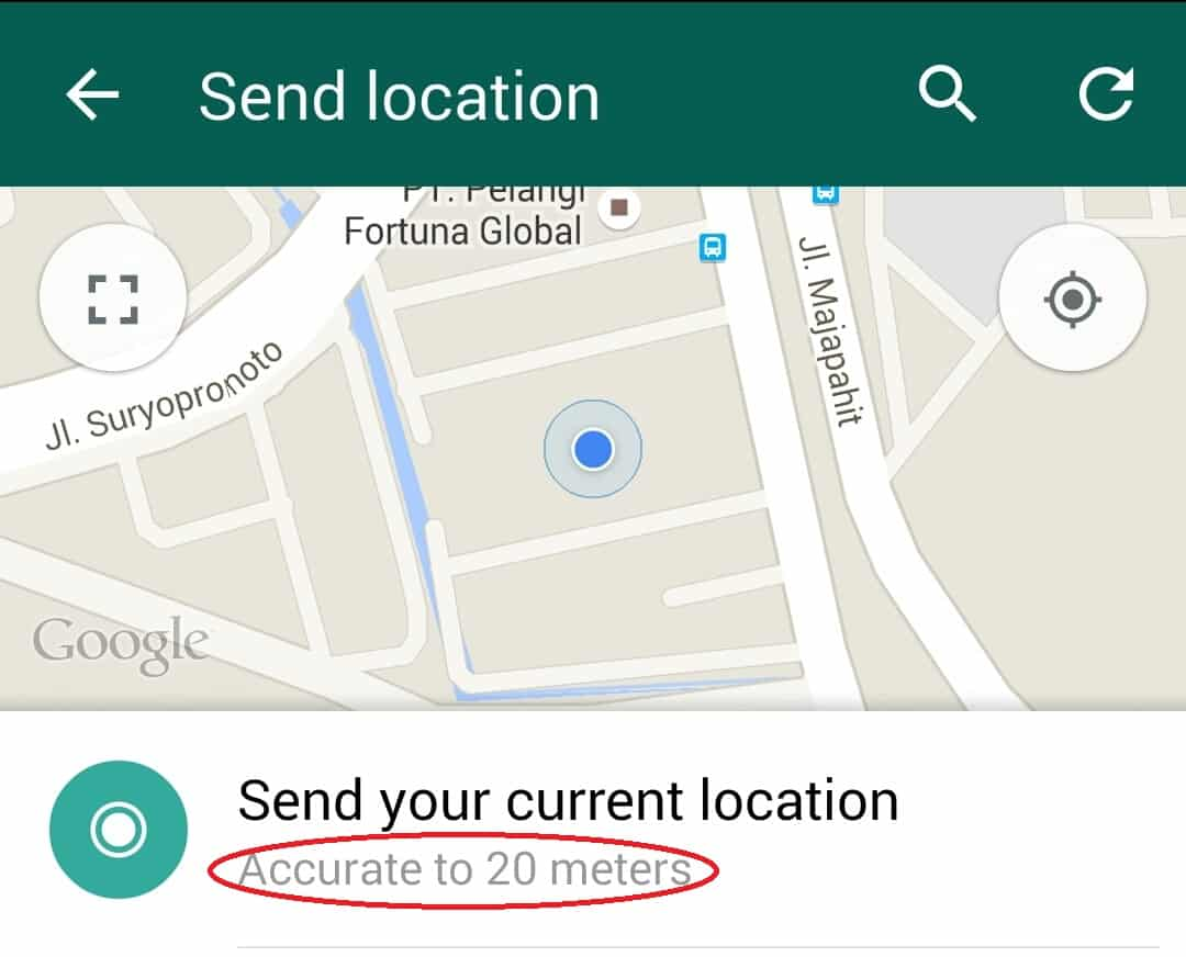 Kemudian-pilih-Share-location