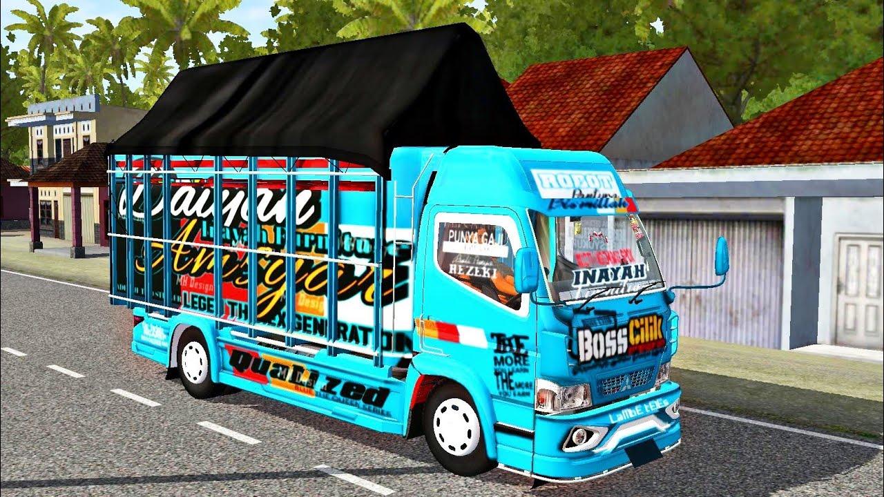 MOD-BUSSID-Bus-Truk-Mobil-Motor