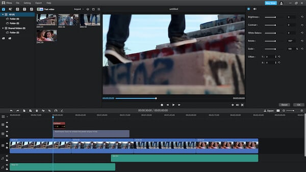 iMyFone-Filme-Video-Editor