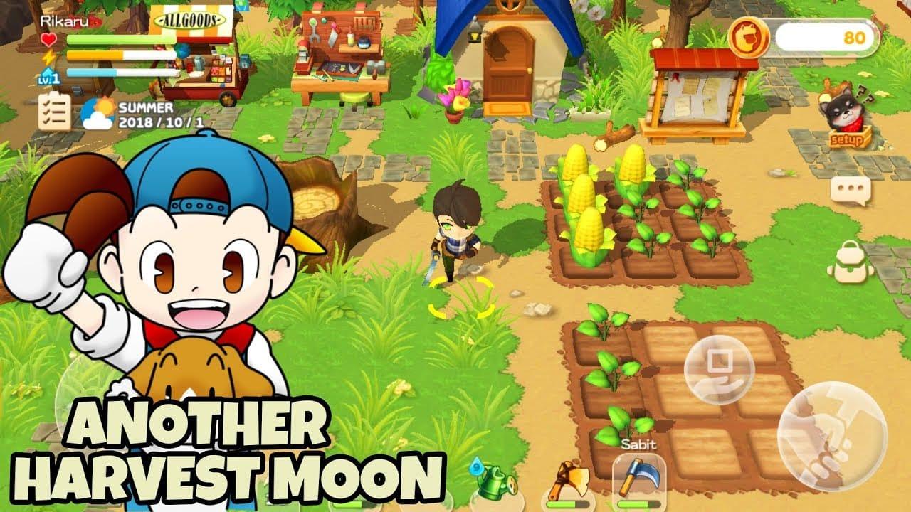 Cara-Memainkan-Harvest-Moon-Android-No-Root