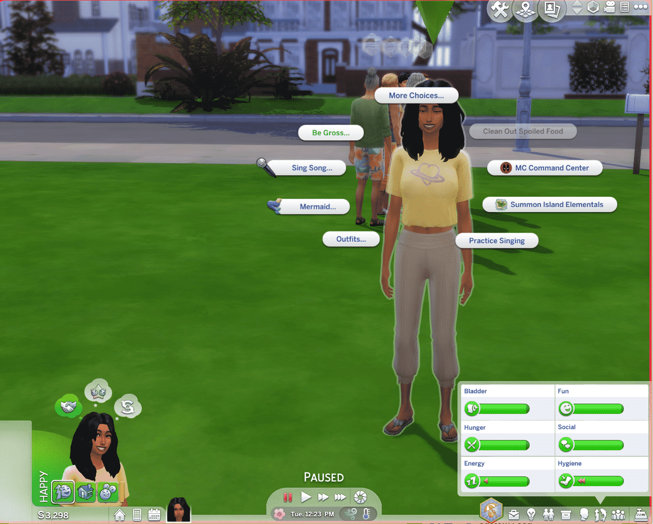 Cheat-Sifat-Sims-Trait