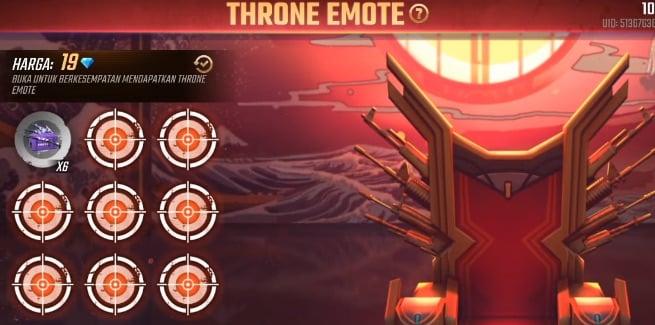 FFWC-Throne