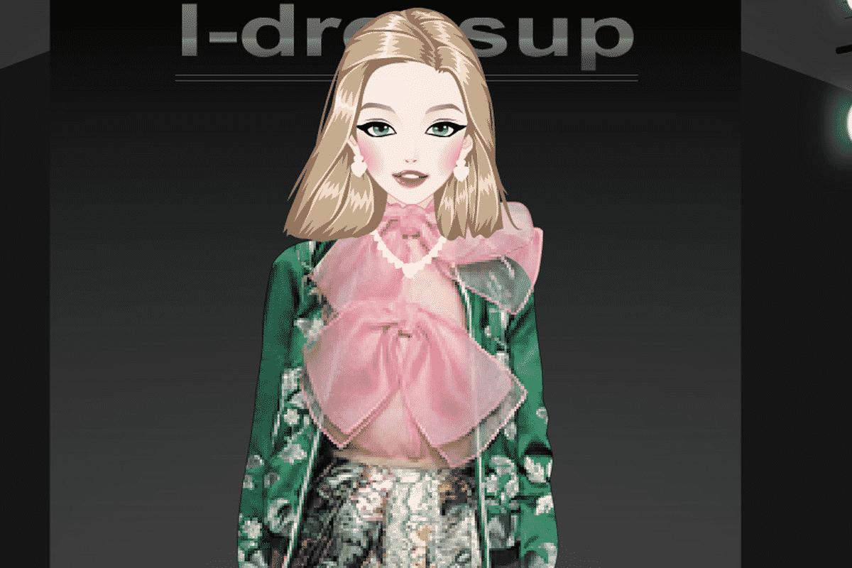 I-Dress-Up