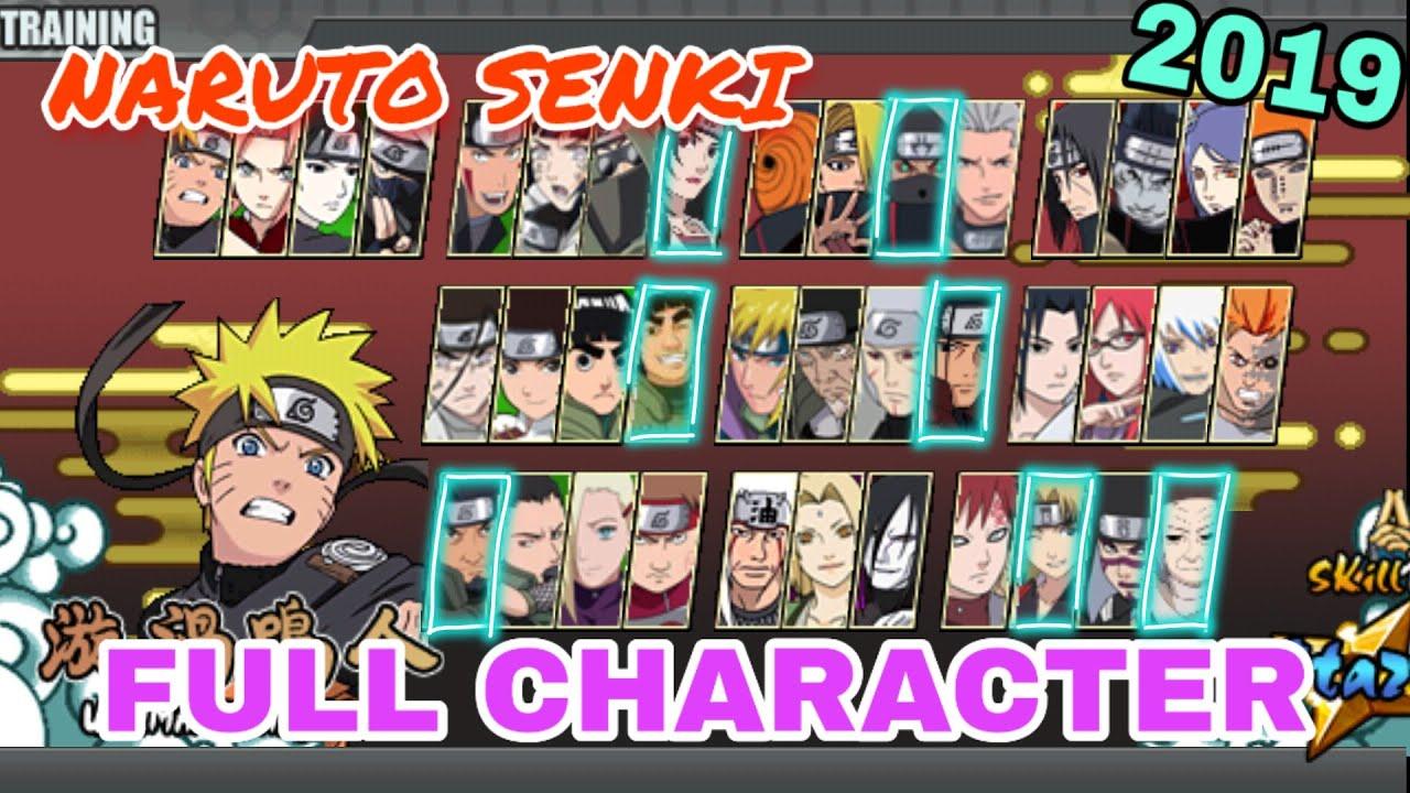 Karakter-Tambahan-Naruto-Senki