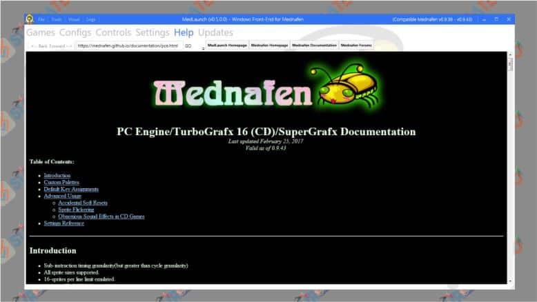 Mednafen-Dan-PS3emu