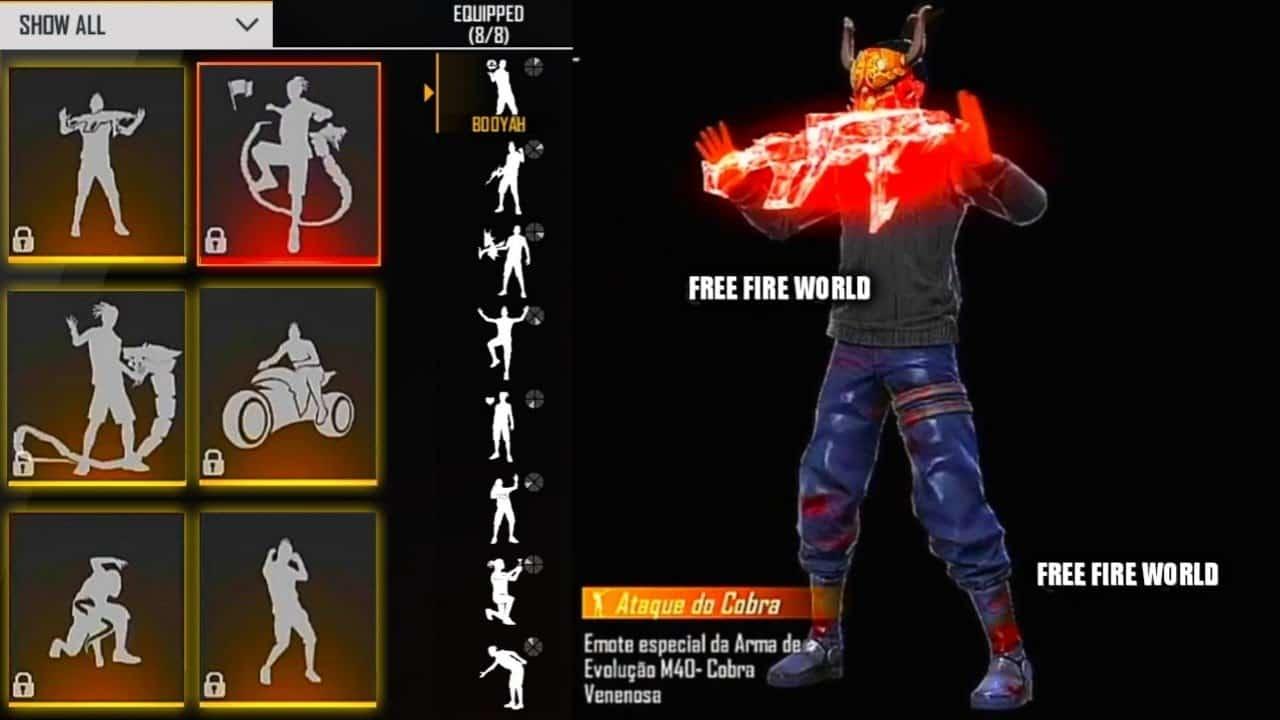 Mengenal-Emote-di-Dalam-Free-Fire