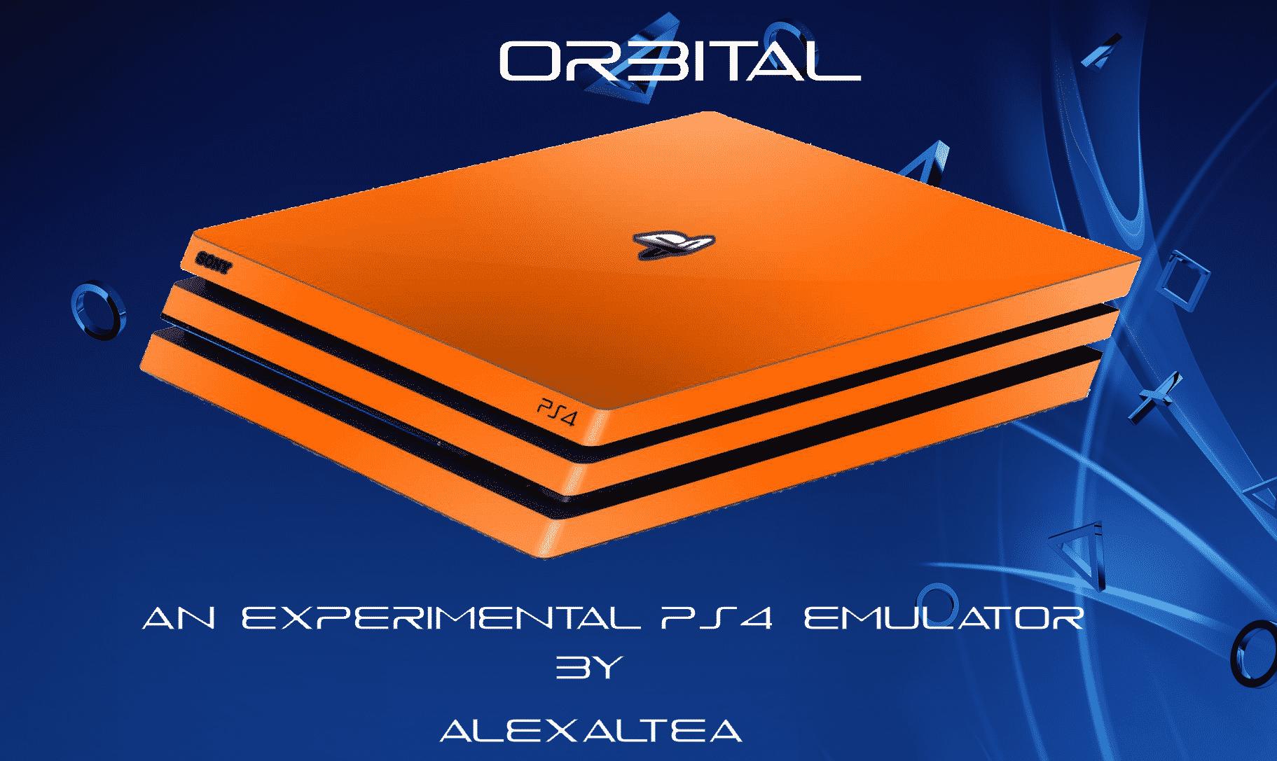 Orbital-PS4-Emulator
