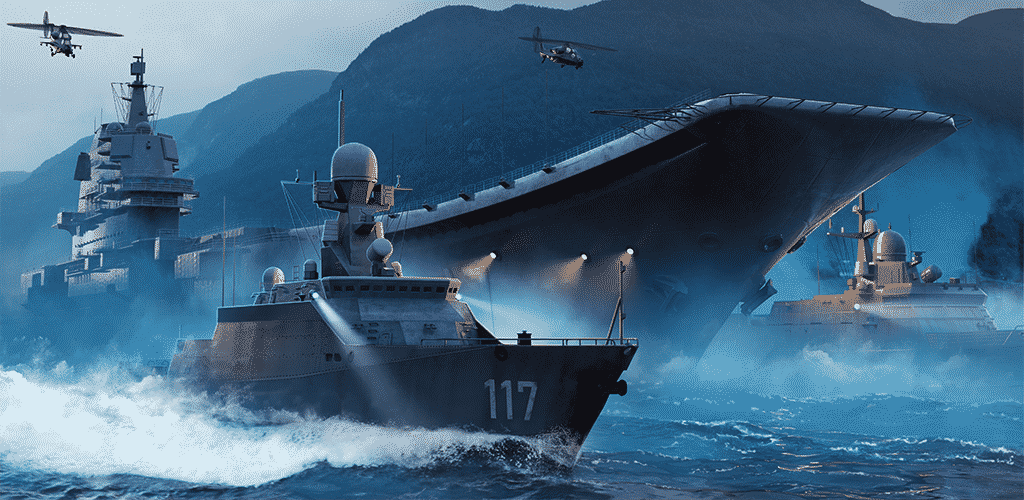 Perbandingan-Modern-Warship-Original-dan-Versi-Mod