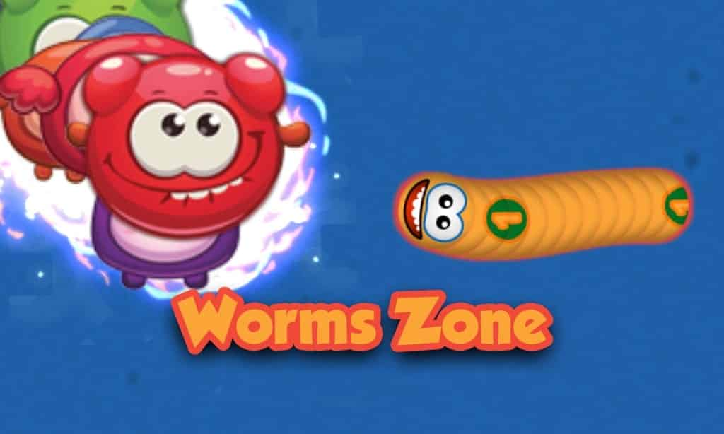 Review-Game-Worms-Zone-Apk