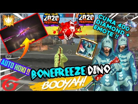 Skin-Bonefreeze-Dino