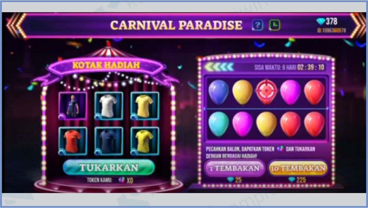 Tekan-tombol-1-atau-10-shooting-untuk-mendapatkan-balon-yang-disediakan-oleh-Event-Carnival-Paradise