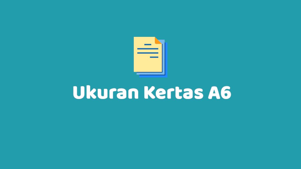 Ukuran-A6
