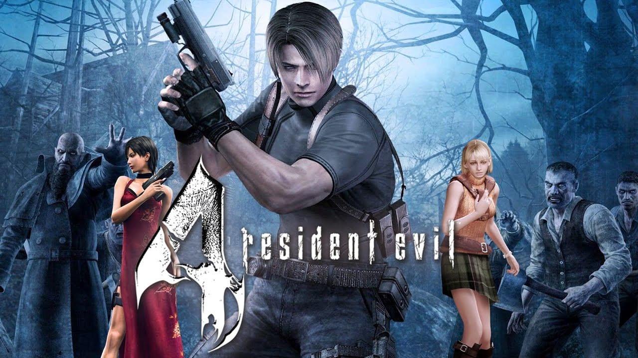 resident-evil-4-mod-apk