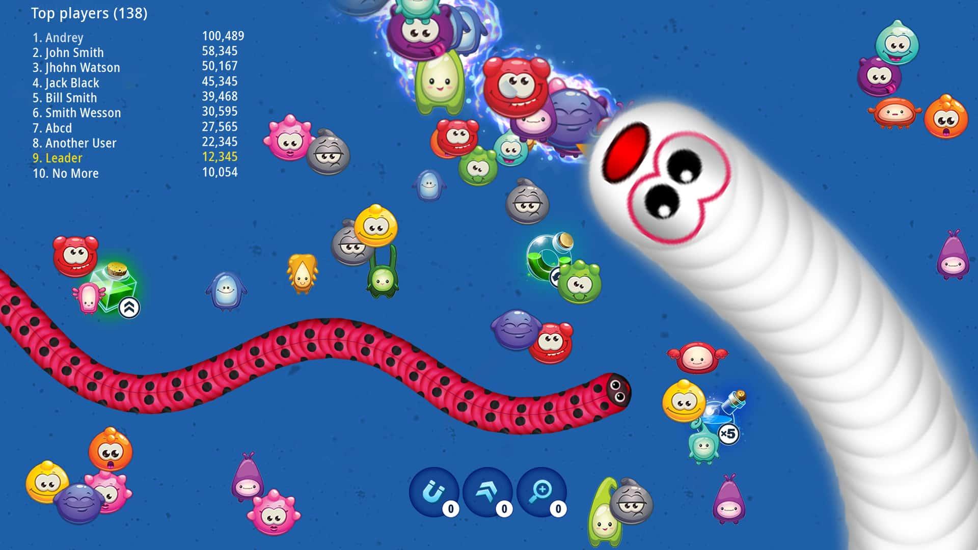 worm-zone-mod-apk