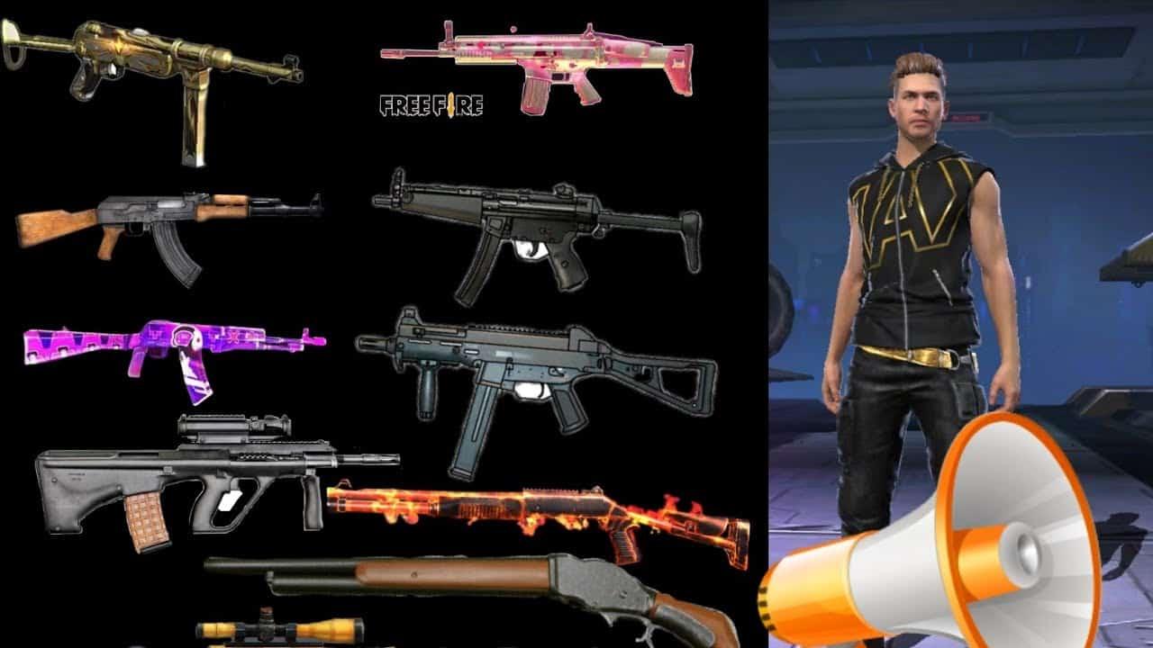 Pilihan-Senjata